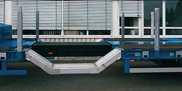 low loader ramps